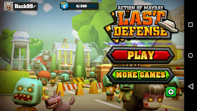 Action of Mayday: Last Defense v1.2.0 Mod Apk Unlimited Money | latest android games mod apk 2016-2017