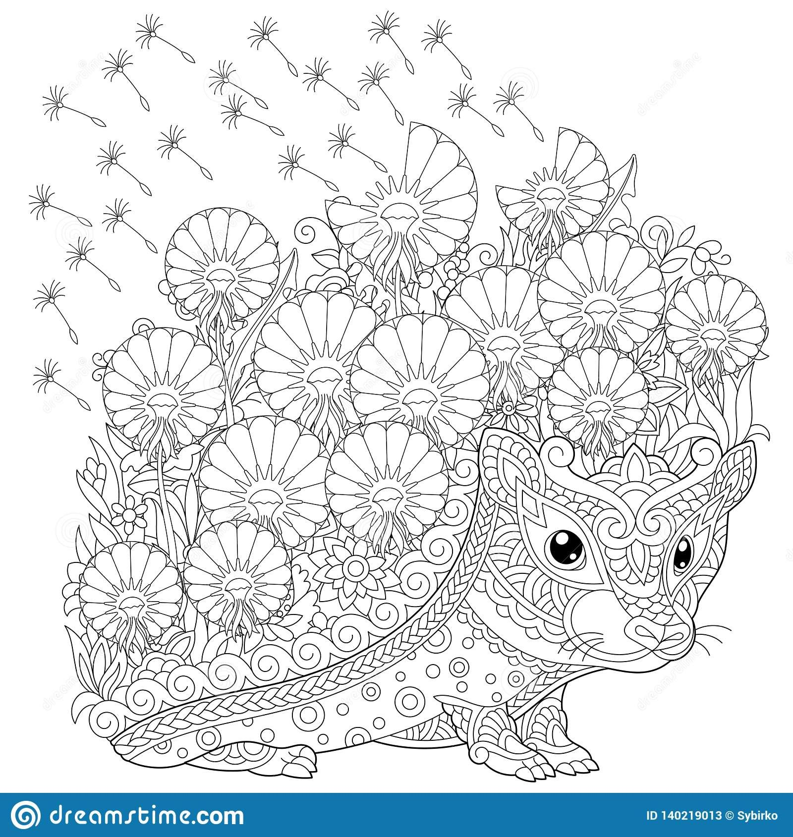 Pin By Mary Hollis Bacon On Coloring Animals Divers Hedgehog Colors Coloring Pages Flower Coloring Pages
