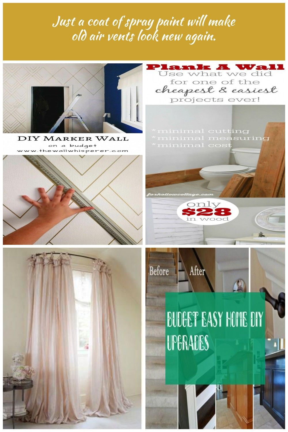 Diy Project Tutorial How To Make A Beautiful Marker Wall Mural With A Paint Pen Beauti Easy Home Diy Home Diy Interior Design Diy Appartment Decor