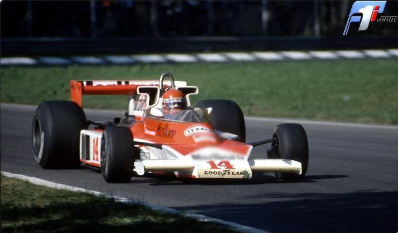 Bruno Giacomelli, Monza 1977, McLaren M23   Mclaren, Bruce ...
