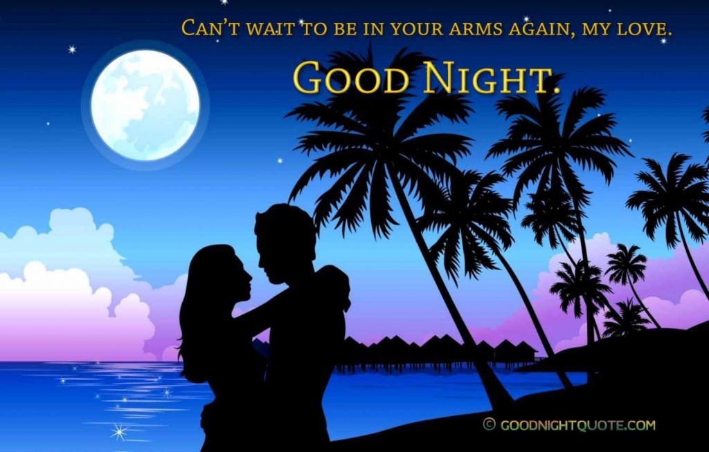 Good Night Nice Love Couple Hot Scene Wallpapers Good Night Quotes