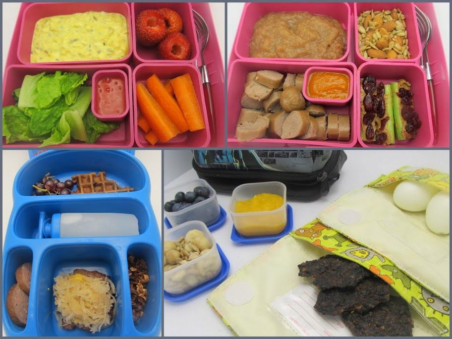 Healthy lunchbox challenge  Paleo Parents