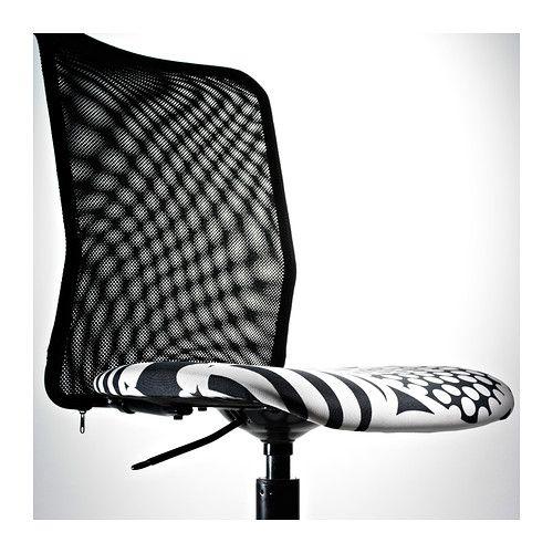 IKEA Torbjorn $49 | Ikea chair, Swivel chair, White bedroom ...