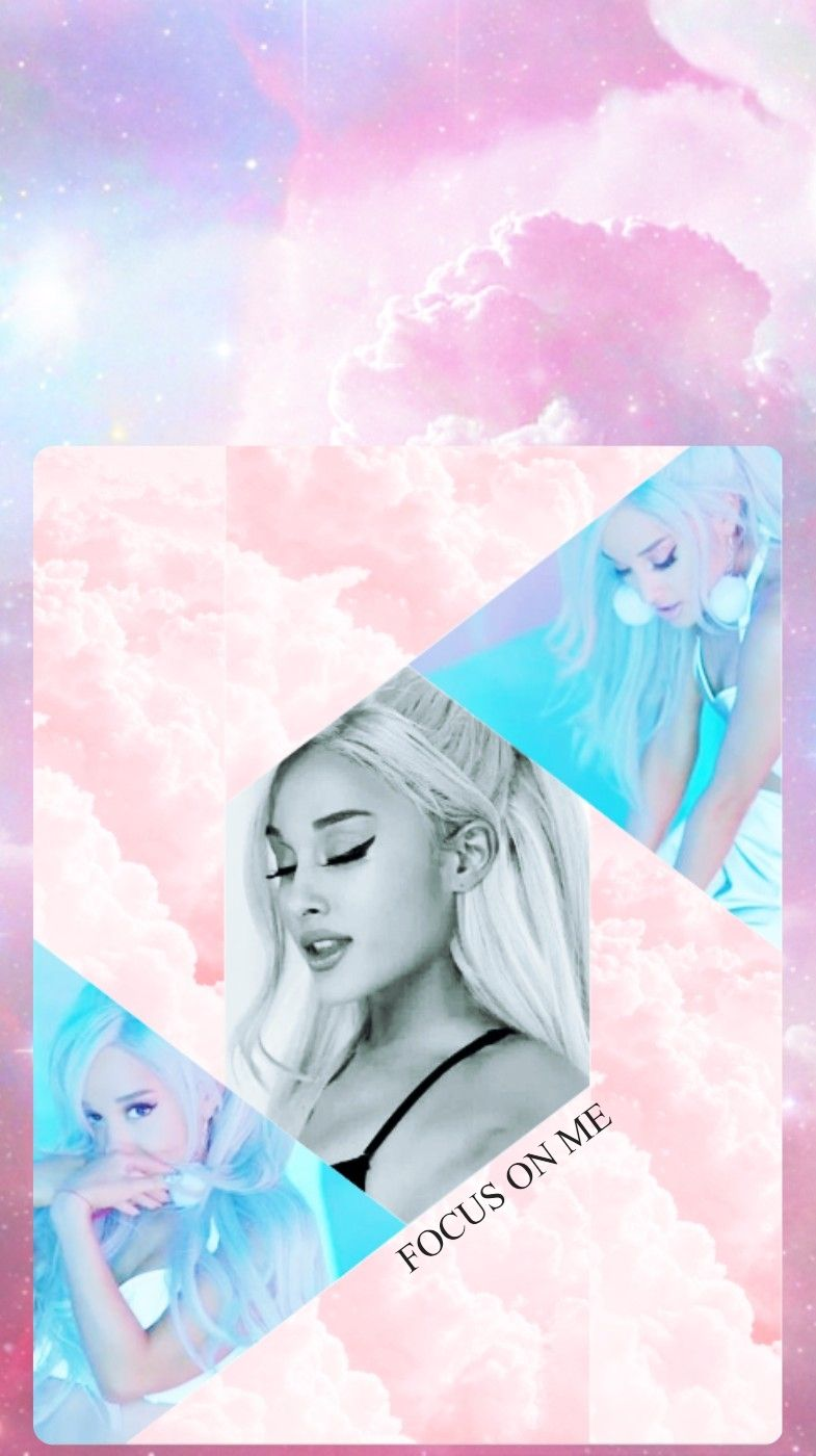 wallpaper focus on me ariana grande made by ayssaays on