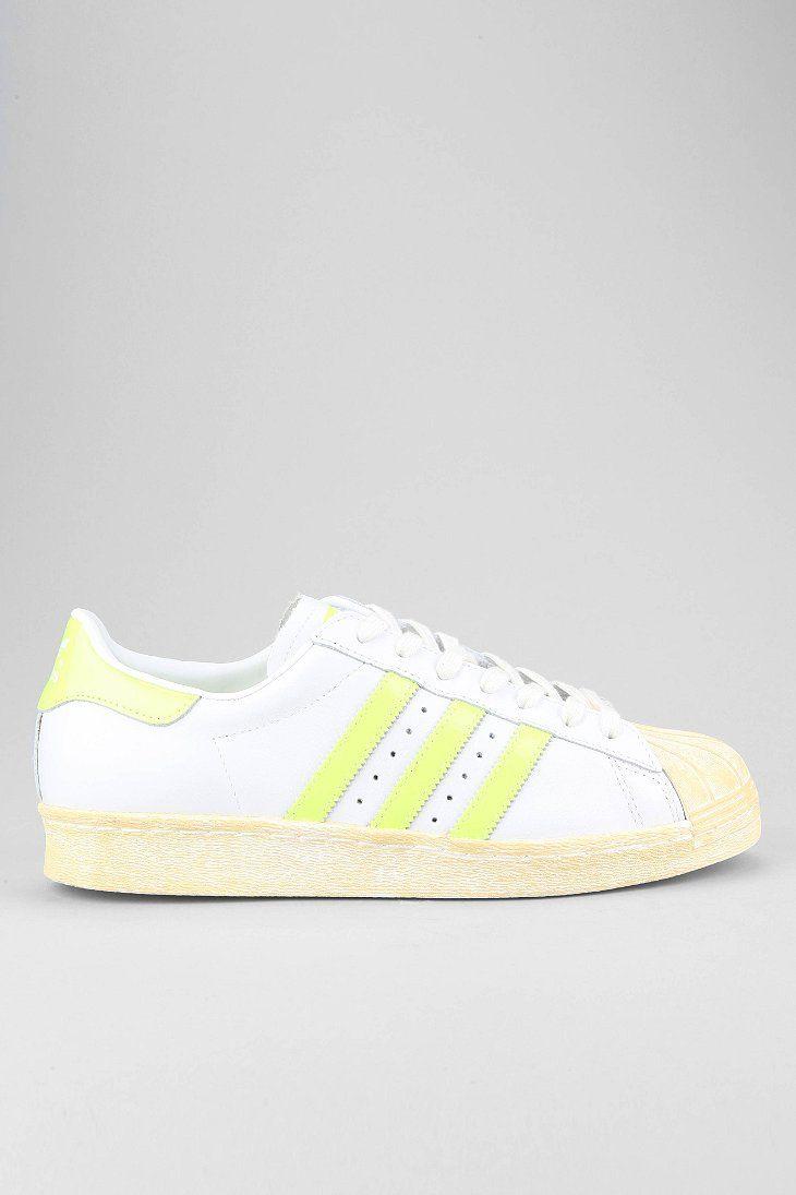 Adidas Superstar '80s zapatilla Ok, zapatos fetish Pinterest