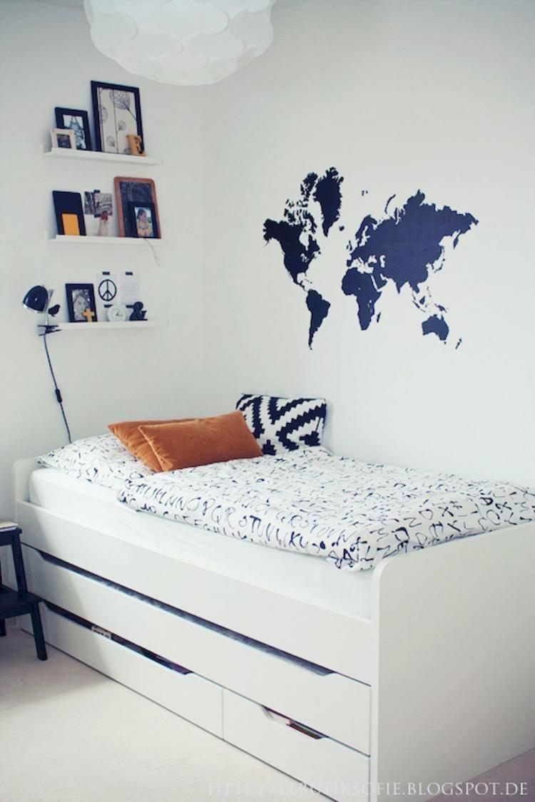 30+ Awesome Minimalist Dorm Room Decor Inspirations On A