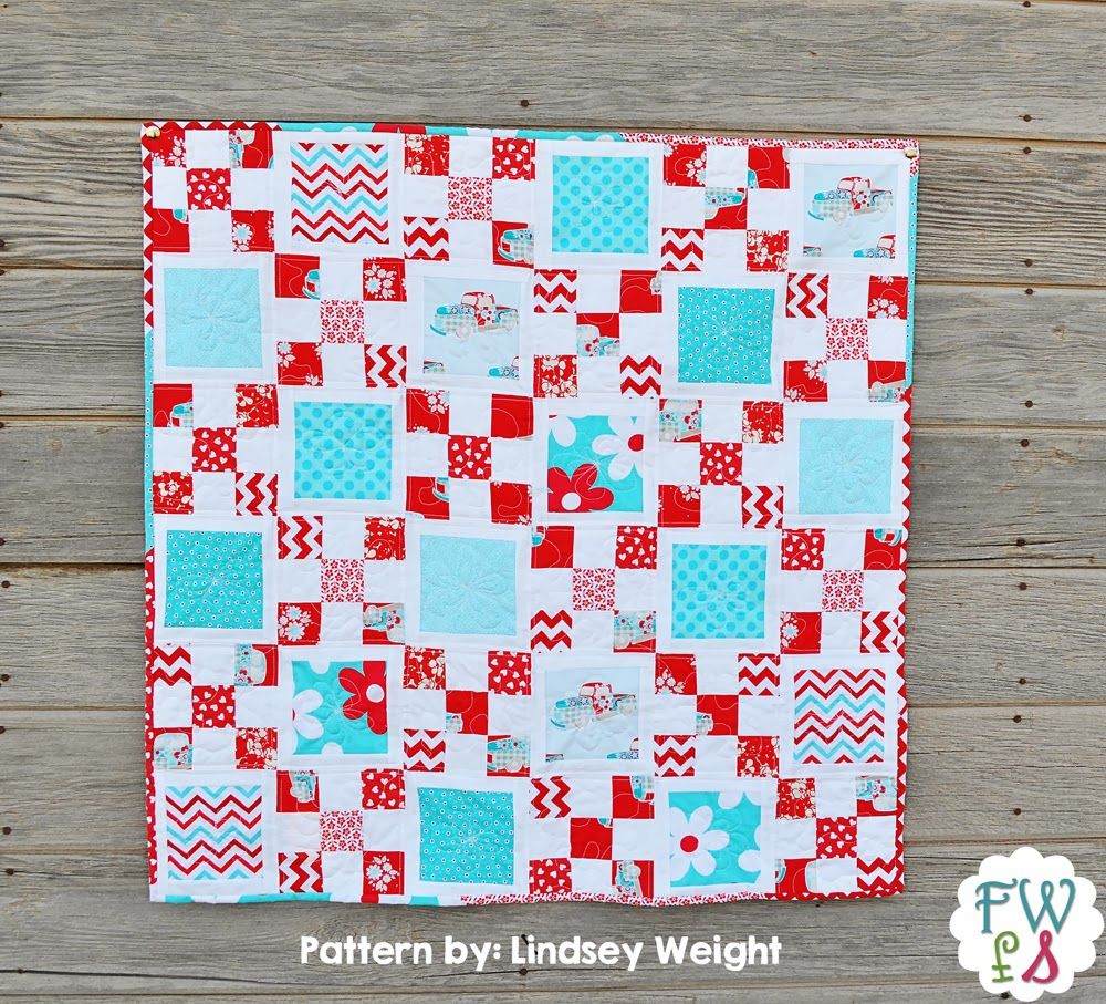 How To Make A Quilt {Part 9} Binding