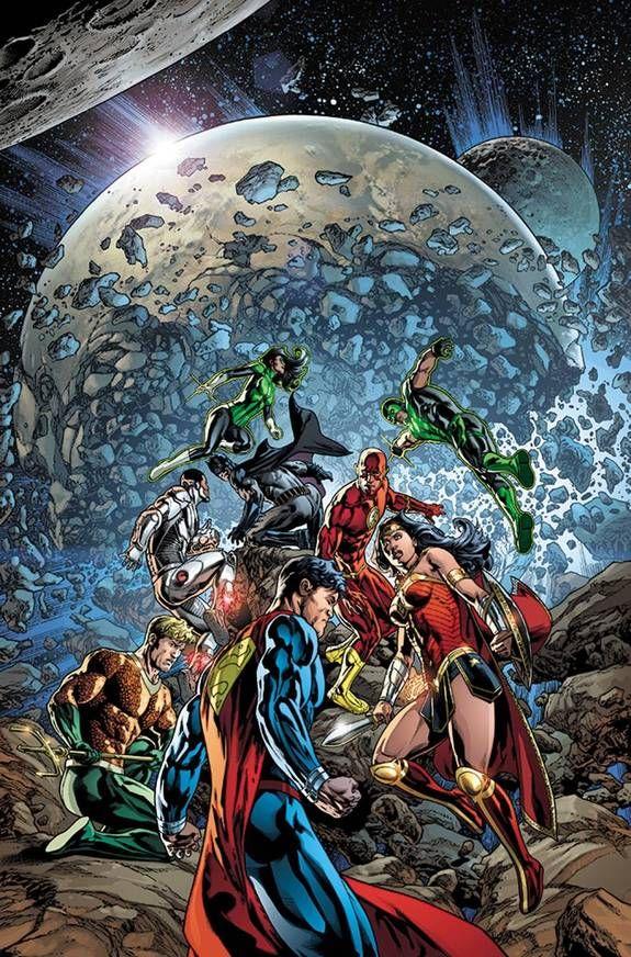 DC Comics REBIRTH September Variant & New Standard Covers