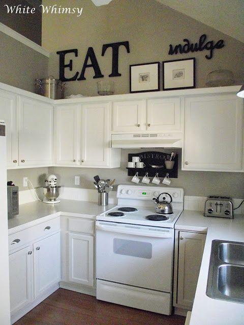 Best Beautiful White Cabinet Kitchen I Want Everything White 400 x 300