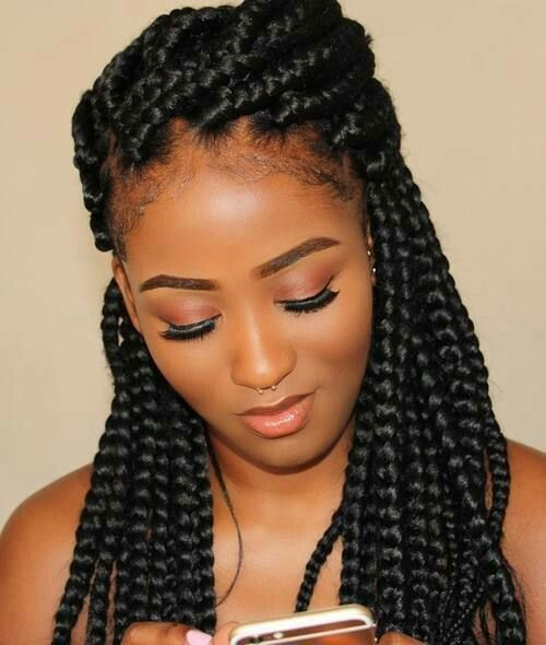 How to do crochet braids on yourself find your perfect hair style pin by marsha wilson on hair transition like hairstyles photo you i tried diy solutioingenieria Images