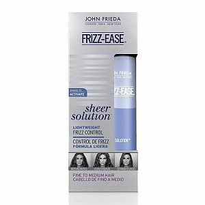 John Frieda Frizz-Ease Sheer Solution Frizz Control- recommended by Lucky