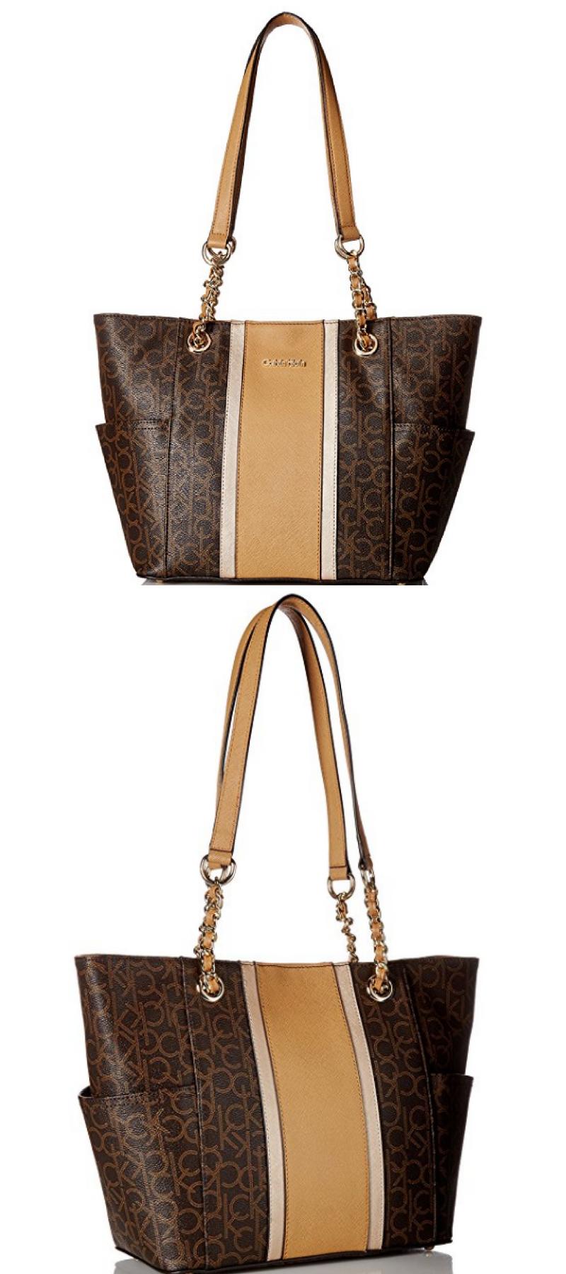 Calvin Klein 1 HU Logo Tote Shoulder Bag Woman s fashion bags, Woman s  designed bags, fashion, design, Women s Designed Handbag 87763cbe11