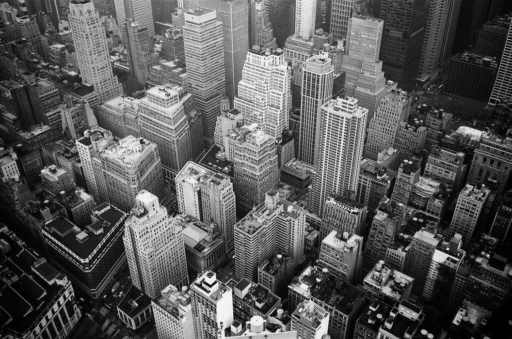 おしゃれ 海外 モノクロ ビル 街並み Black And White Wallpaper Iphone Cityscape Skyscraper