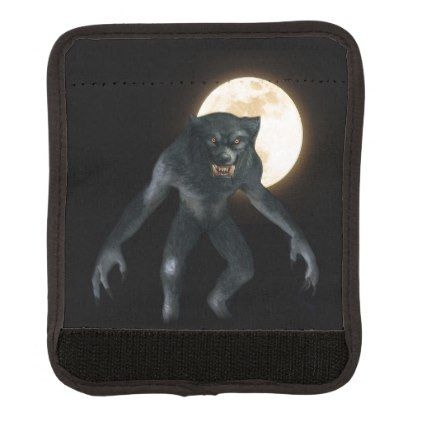 #Werewolf Handle Wrap - #travel #accessories