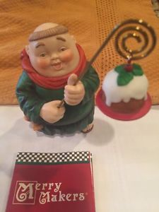 Dept 56 Merry Makers Bundt Cake | eBay