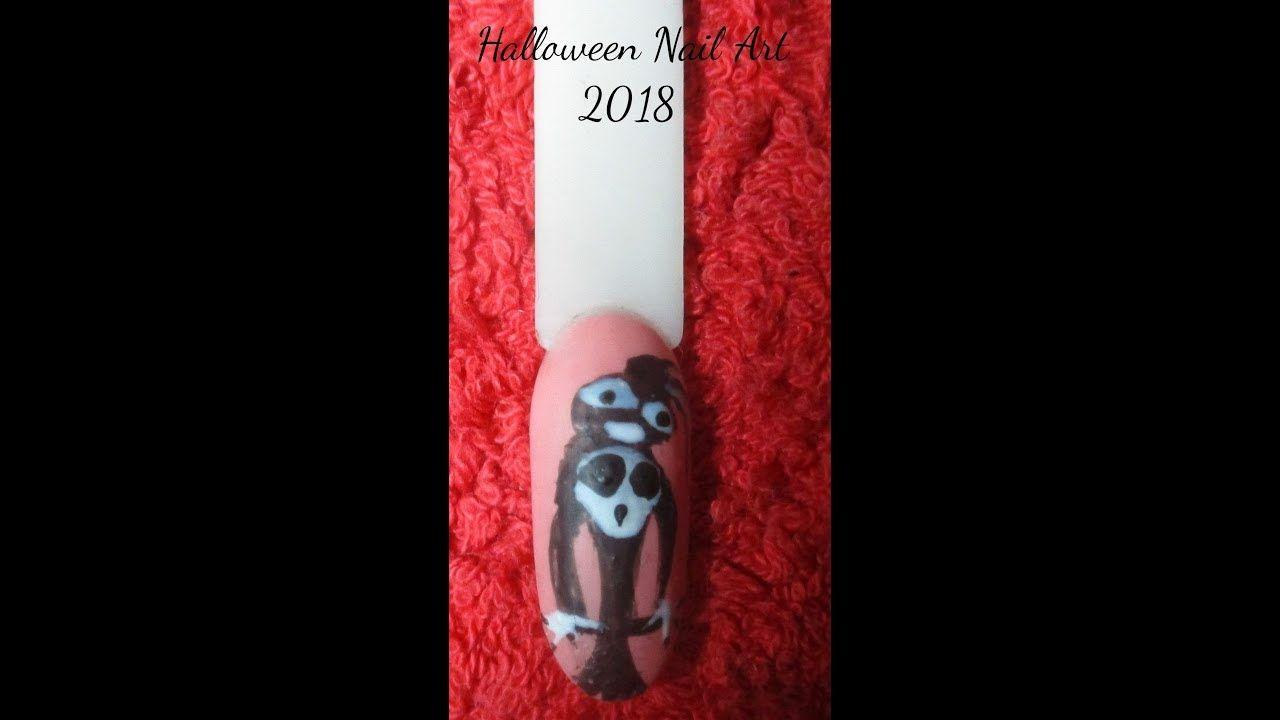 Halloween Nail Art 2018