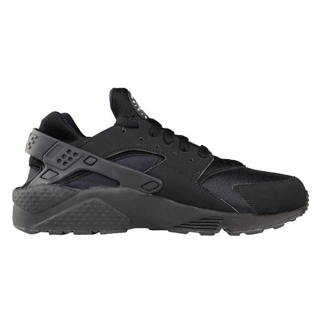the best attitude d775f 34fe4 All Black Huaraches 2013