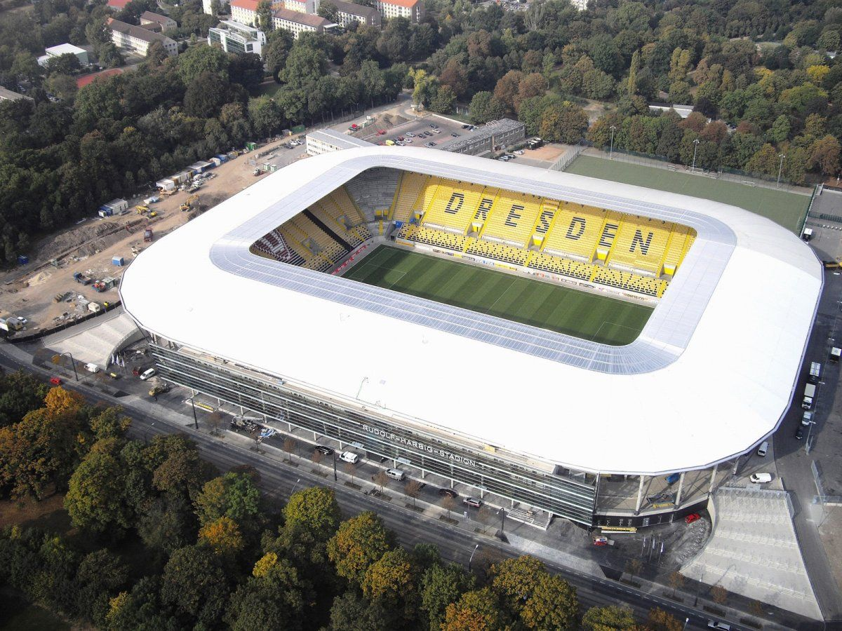 Dynamo Dresden Stadion