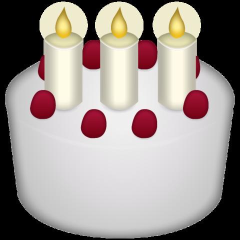 Birthday Cake Emoji Emoji Birthday Cake Birthday