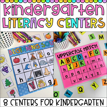 Your Kiddos Will Love Completing These Interactive Literacy Activities In Inde In 2021 Literacy Centers Kindergarten Kindergarten Literacy Kindergarten Reading Centers Literacy centers for kindergarten