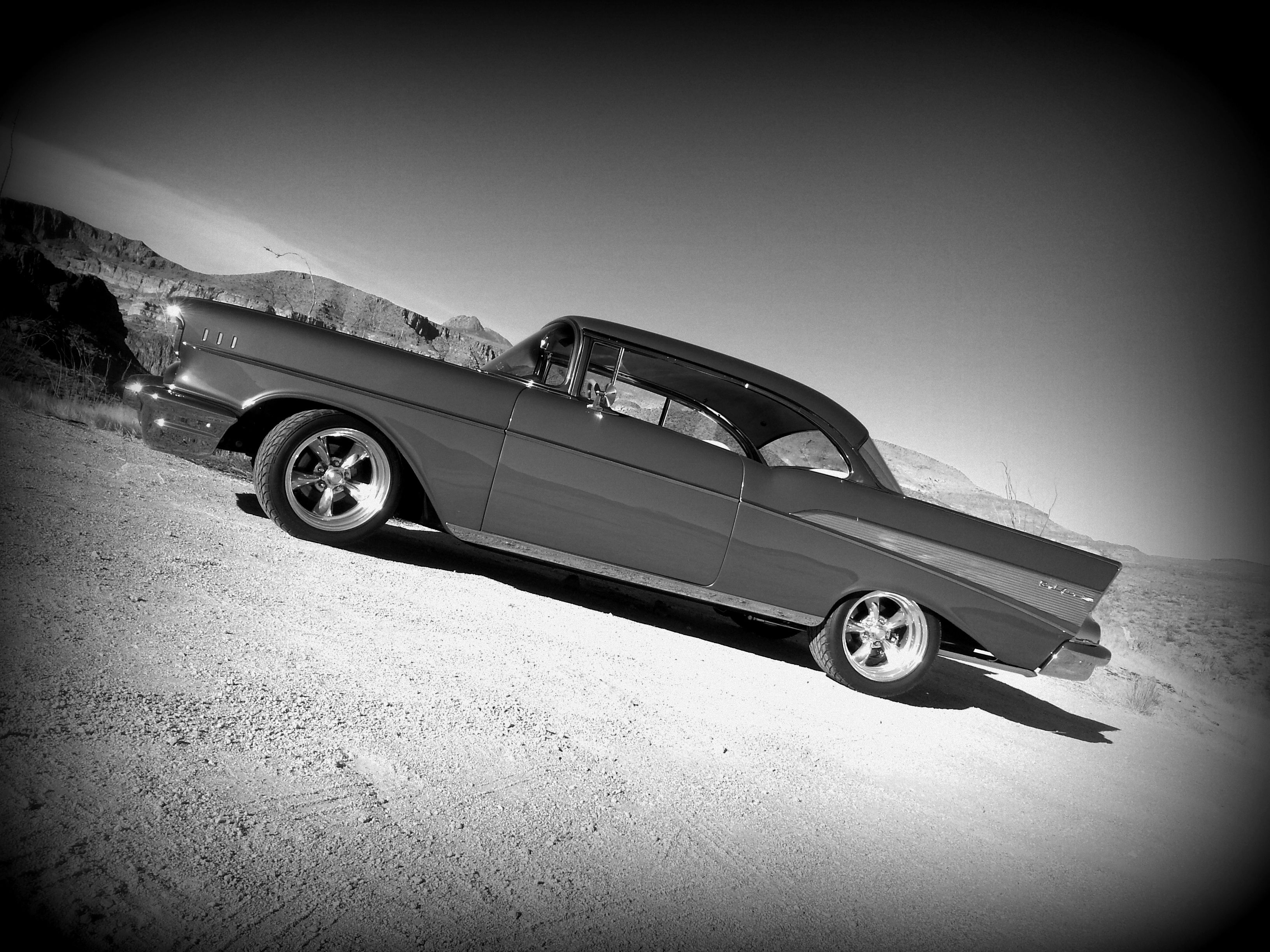 John's 1957 Bel Air completed by Superstition Specialty Cars