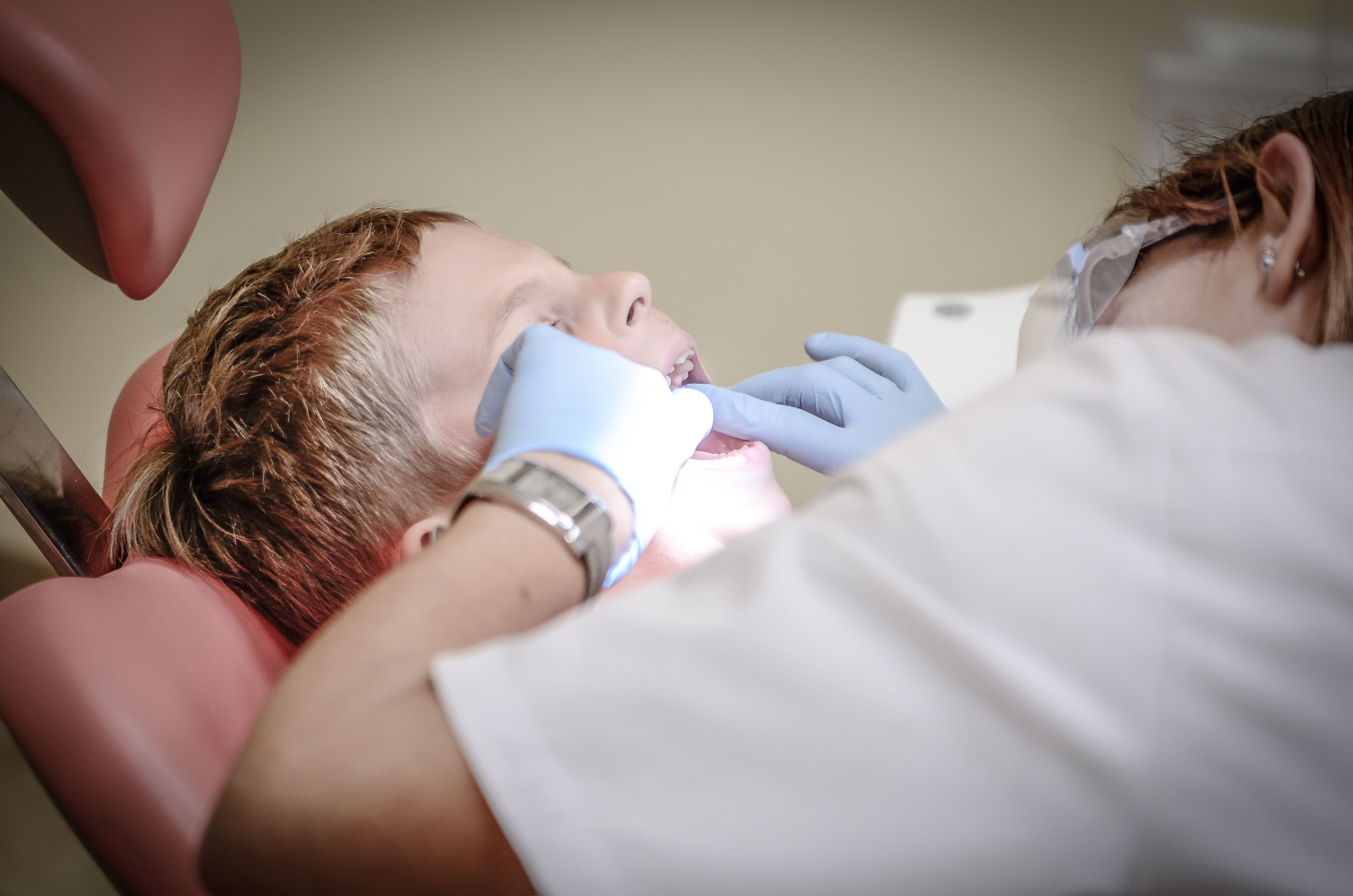 Children arenut into oral care leaving them vulnerable to plaque and