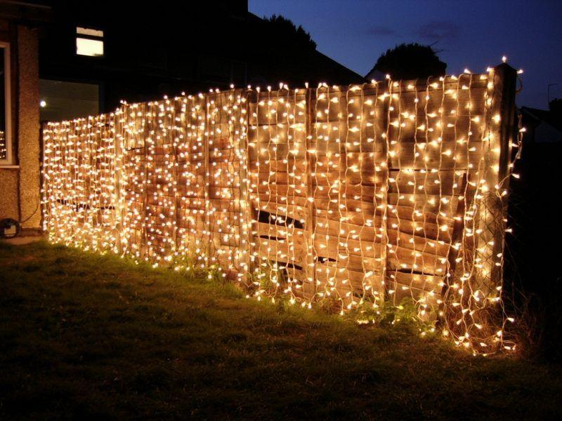 Guirlande lumineuse extérieur: 50 idées déco à emprunter ...