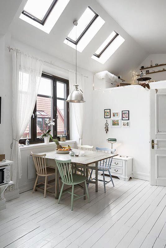 Schwedische Einrichtungsideen mini apartment in schweden kleine küche einrichten