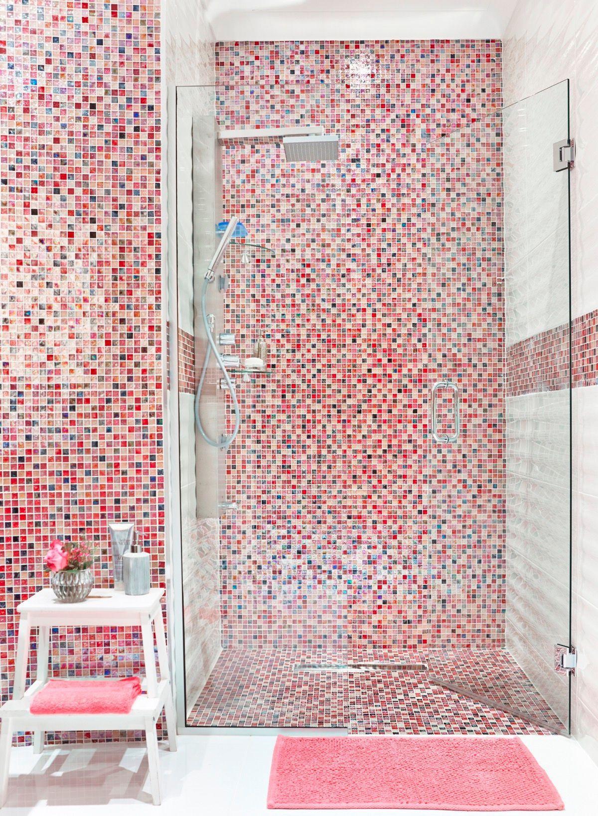 20 rev tements qu 39 on aime pour la salle de bains avec Revetement mural pour salle d eau