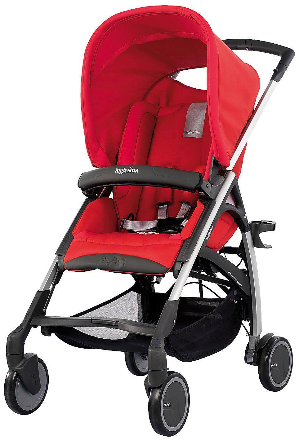 Inglesina Avio Stroller Red Best Price Stroller