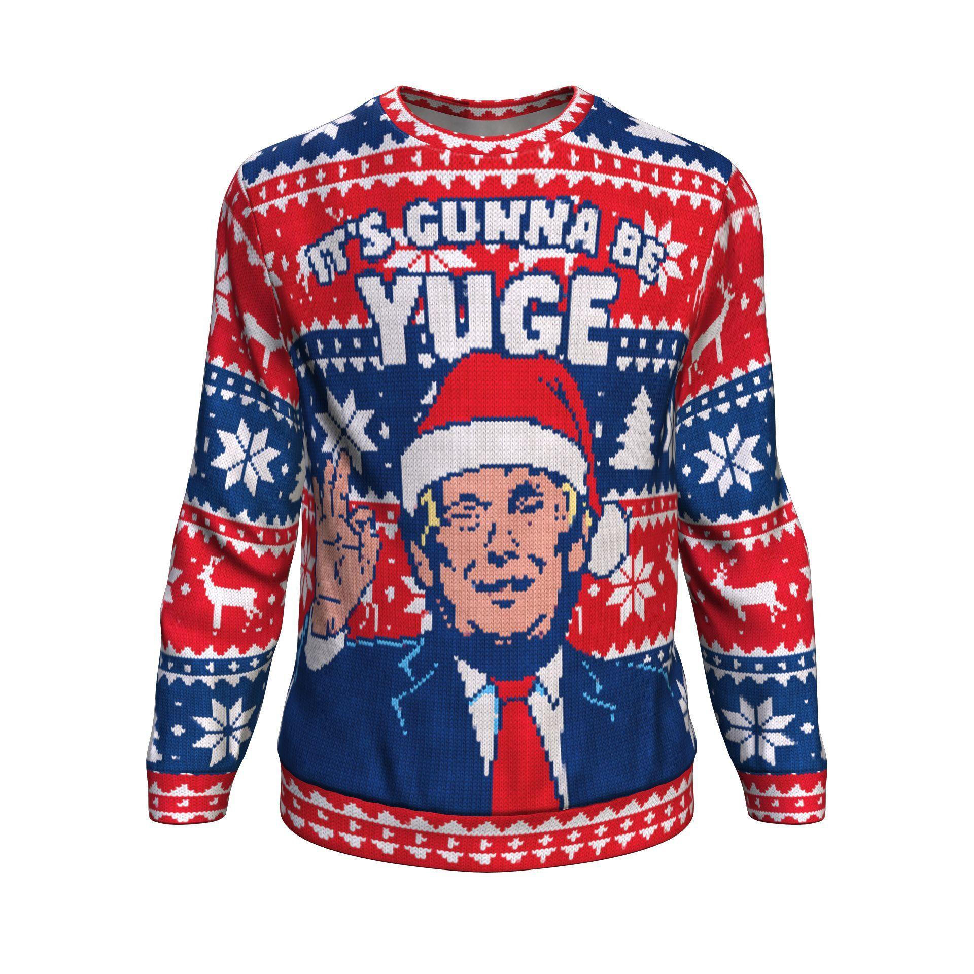 Christmas Trump Shirt.Pin On Christmas Sweaters