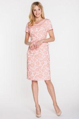 32843e2138 Sukienki wizytowe rozmiar 46 - Odzież damska Balladine.com - Polska Moda  Online