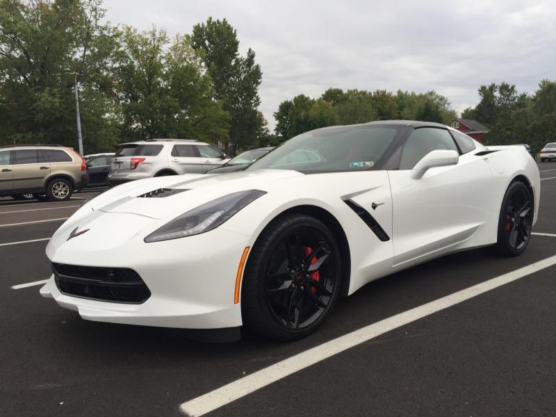 2016 Corvette Coupe For Sale In Pennsylvania Corvette For Sale 2 600 Miles Chevy Corvette For Sale Corvette For Sale Corvette