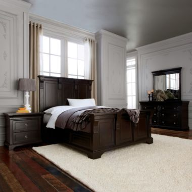 JCPenney Home™ Cotton Classic Borderline Reversible Comforter. Bedroom SetsMaster  ...