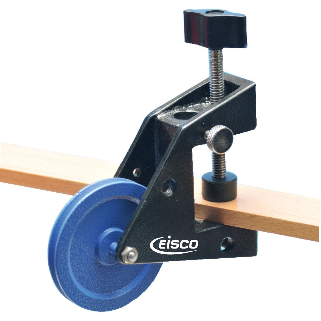 Eisco Labs Large Pulley With Universal Clamp