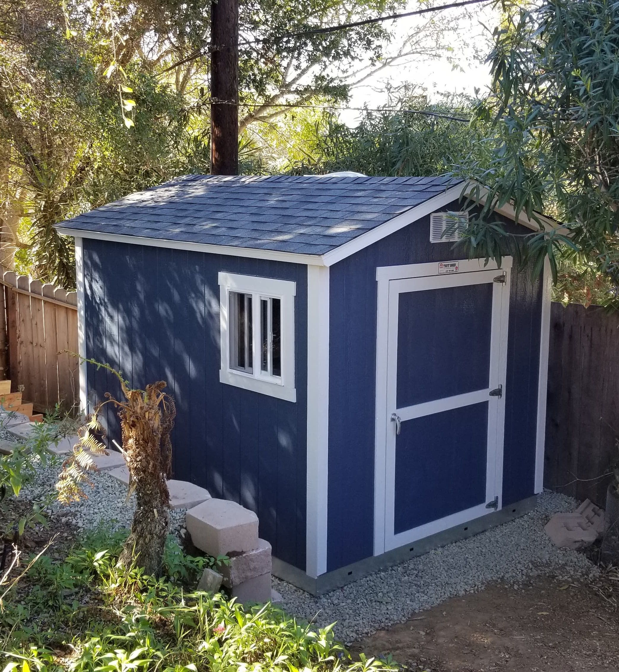 A Storage Shed Doesn T Need To Be Fancy To Be A Great Solution For Your Storage Needs Customize It Any Way You Choose And Ge Backyard Sheds Shed Backyard Shed