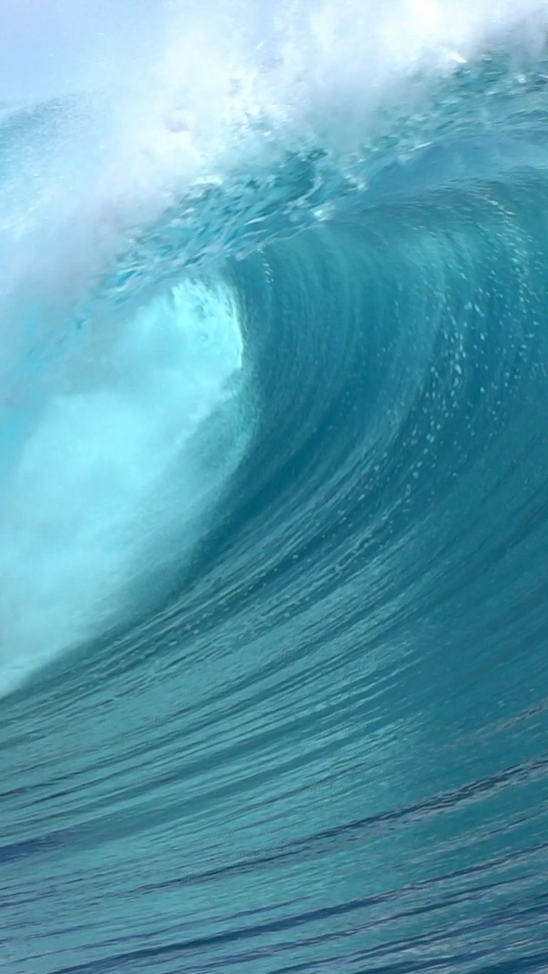 Amazing Live Wallpaper For Your Iphone From Everpix Live Wave