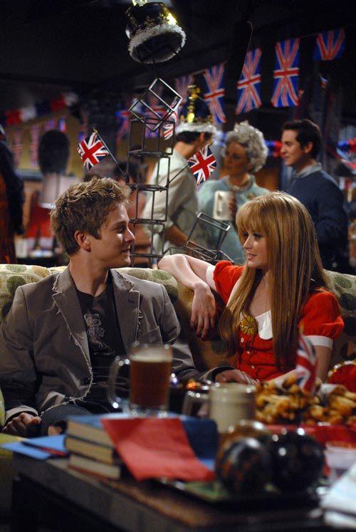 Gilmore Girls - Matt Czuchry and Alexis Bledel