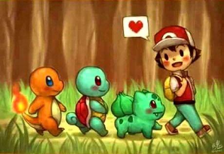 sasha et c'est trois pokemon <3