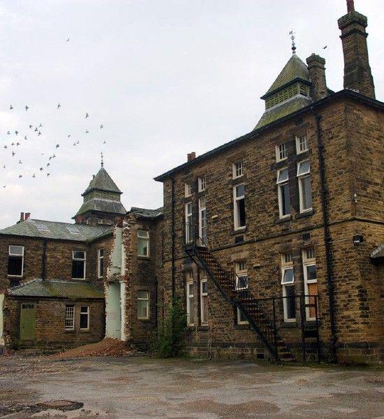 High Royds Asylum Location: West Yorkshire, England