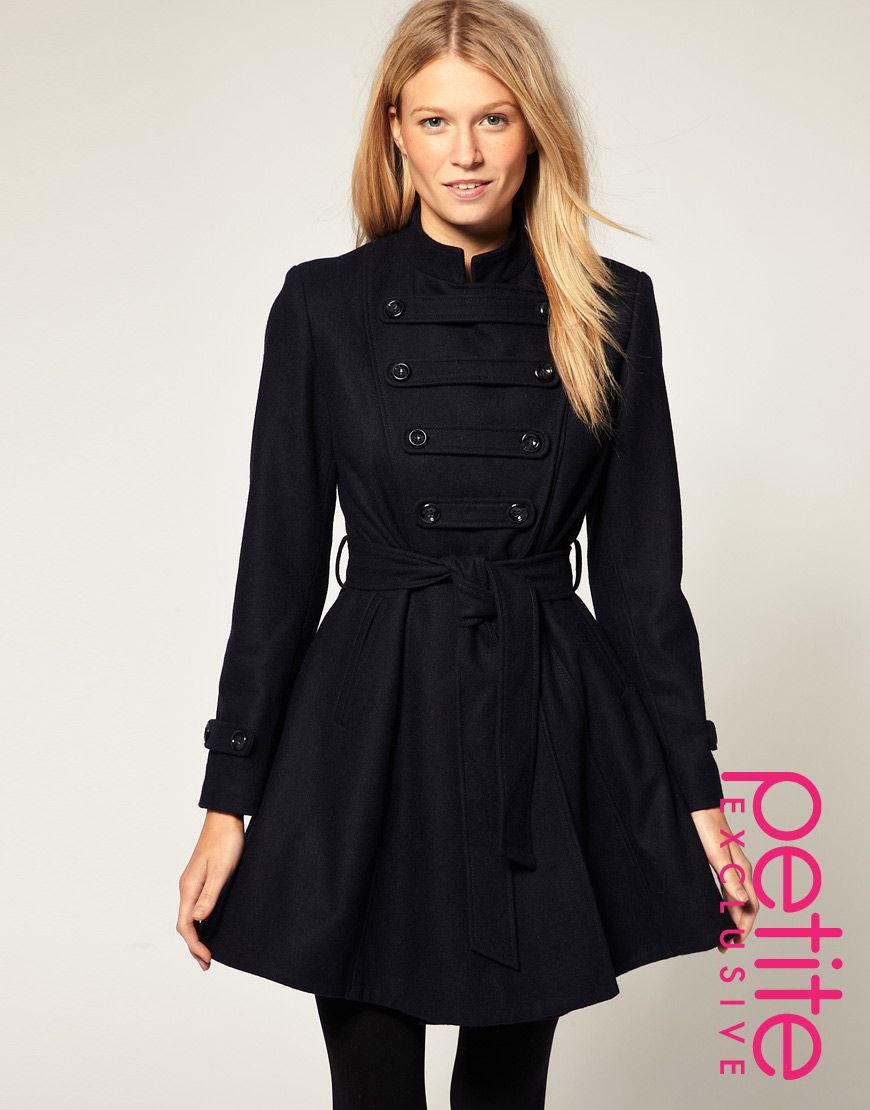 Dear SFS I love pea coats and especially this one as it would go ...
