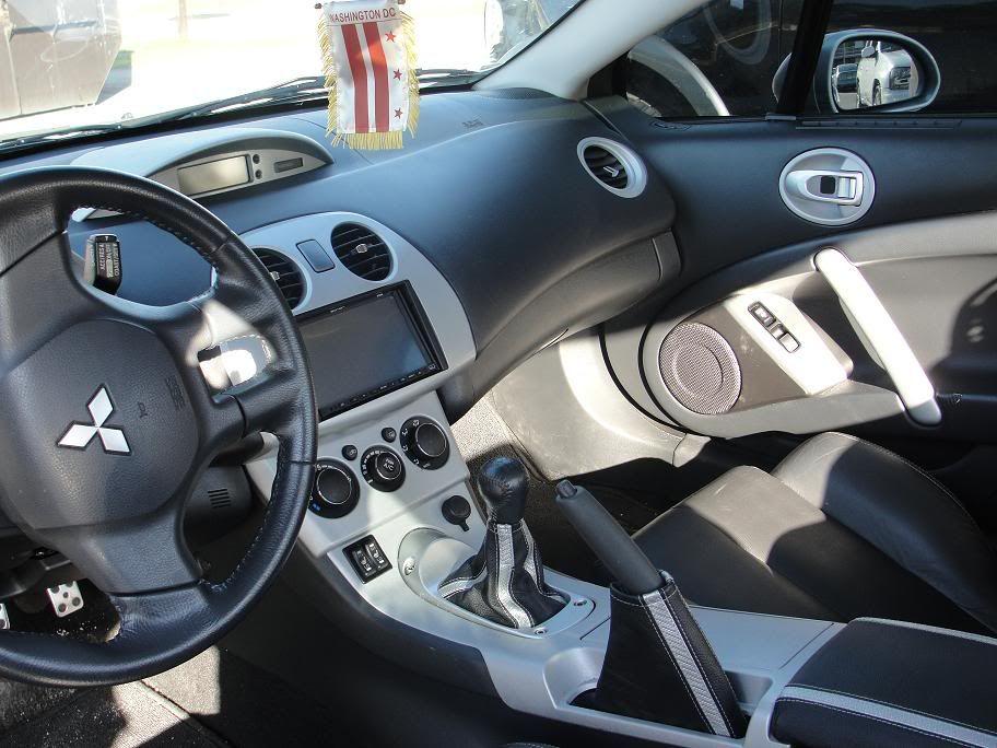 2006 Mitsubishi Eclipse Interior Parts
