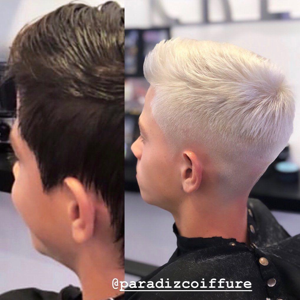 Hair Haircut Americancrew Hairstyle Haircolor Hairstylist Hairofinstagram Blonde Blonde Hair Blondiegirl Blondie Coiffeur Coiffuredujour Fashion
