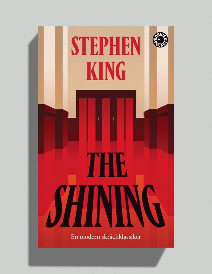The Shining by Stephen King, Bonnier Pocket edition | Best book ...