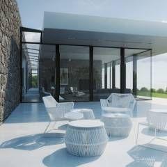 Casas de estilo moderno por 81.waw.pl
