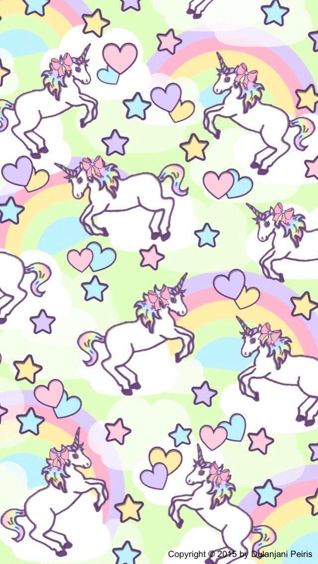 Unicorn Rainbow Emoji Kawaii Cute Love Pink Diy Unicorn