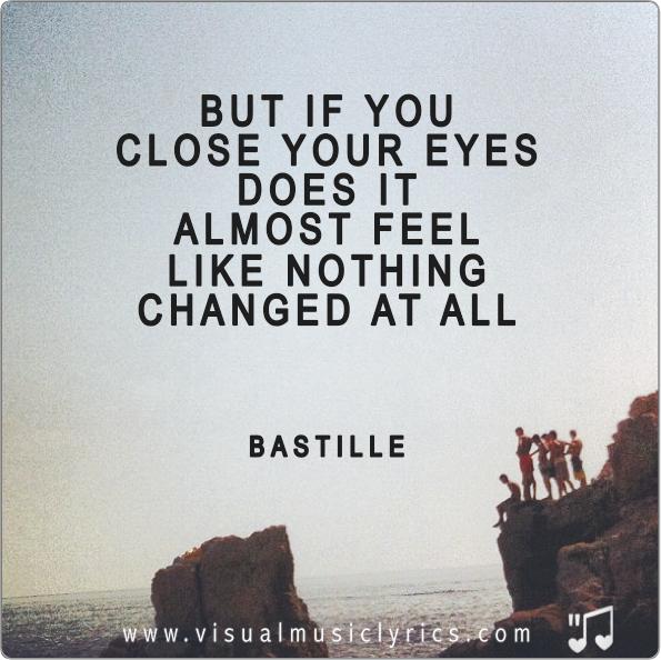 Bastille – Those Nights Lyrics   Genius Lyrics