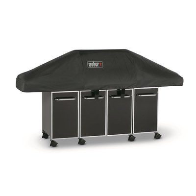Weber Genesis 300 Series Island Cabinetry Premium Cover Grill Cover Gas Grill Covers Outdoor Cooker