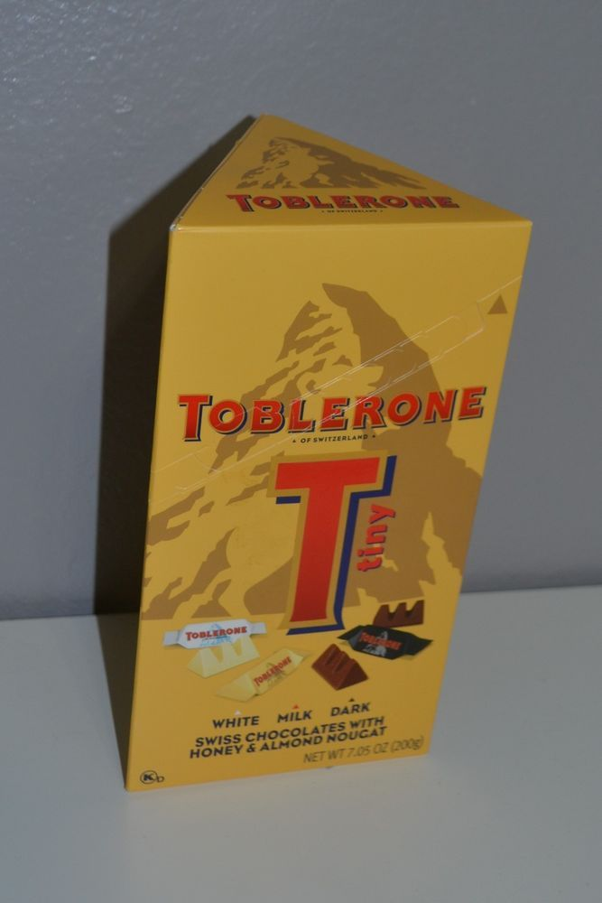 Details About Toblerone Mini Tiny Variety Box 200 G 700