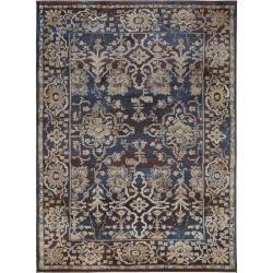 Reduced design carpets -  benuta Classic Carpet Cedar Blue 300×400 cm – Vintage Carpet in Used-Lookbenuta.de  - #carpets #cheaphomedecor #colorfulhomedecor #design #homedecorchic #homedecorchristmas #homedecordecoracion #homedecorinspiration #homedecorluxury #homedecorplants #homedecorthemes #homedecorwall #indianhomedecor #quirkyhomedecor #reduced